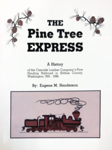 The Pine Tree EXPRESS by Eugene M. Henderson